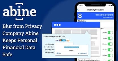 Blur From Privacy Company Abine Keeps Personal Financial Data Safe