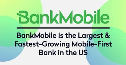 More than 1.8 Million Account Holders Make BankMobile the Largest and Fastest-Growing Mobile-First Bank in the US