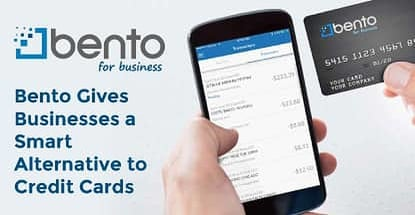 Bento Prepaid Debit Cards Limit Where and When Spending Takes Place Helping Businesses Monitor and Control Expenses
