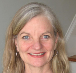 Photo of Cat McCue, Communications Director at Appalachian Voices