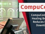 CompuCom's Self Healing Branch™ Uses Automation and Analytics to Reduce Branch Downtime by as Much as 52%