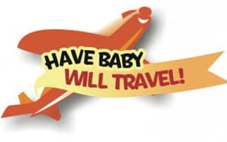 Have Baby Will Travel Logo