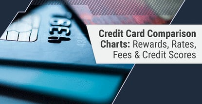 Credit Card Comparison Chart