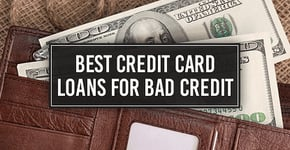 3 Best Credit Card Loans for Bad Credit in 2020