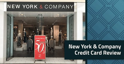 New York & Company Credit Card Review ([current_year])