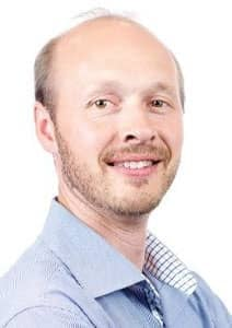 Headshot of Adam Mertz, Marketing Leader at Act-On
