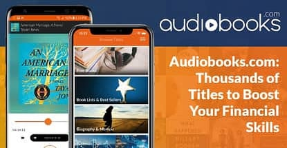Audiobooks Dot Com Thousands Of Titles To Boost Your Financial Skills