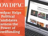 'Democratizing Democracy' — Crowdpac Helps Political Candidates Harness the Power of Free Crowdfunding Campaigns