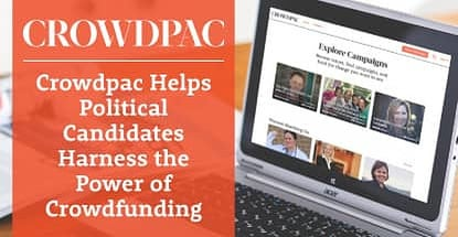 Crowdpac Helps Political Candidates Harness The Power Of Crowdfunding