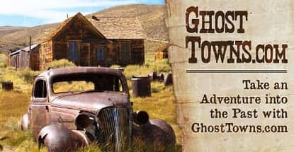 Take An Adventure Into The Past With Ghosttowns Dot Com
