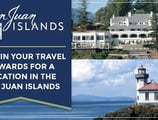 How Consumers Can Cash In Travel Rewards for a Wild and History-Rich Vacation in Washington's San Juan Islands