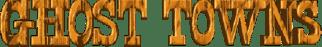 GhostTowns.com Logo