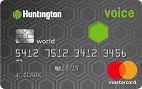 Voice Credit Card® from Huntington