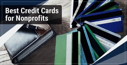Best Credit Cards For Nonprofits