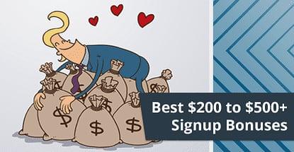 500 Credit Card Bonus