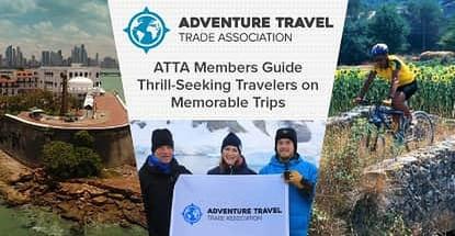 Atta Members Guide Thrill Seeking Travelers On Memorable Trips
