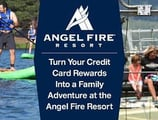 Turn Your Credit Card Rewards Into a Family Adventure at the Angel Fire Resort