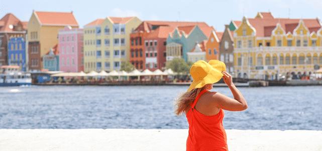Photo of Kristin Luna in Curaçao
