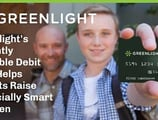 Greenlight's Instantly Loadable Debit Card Helps Parents Raise Financially Smart Children
