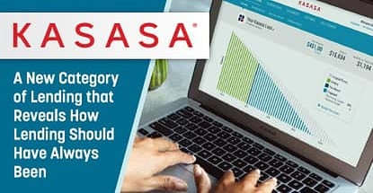 Kasasa Loans Introduce A New Category Of Lending