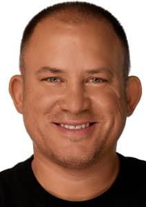 Headshot of Luke Brandley, CMO Trust Guard, LLC