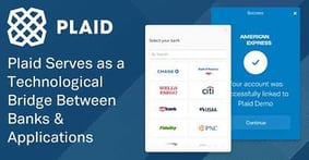 Plaid Goes with Everything — Fintech Infrastructure Connects 9,600+ Financial Institutions to Popular Financial Service Apps