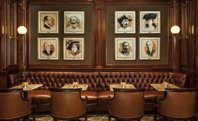 A Photo of the Willard InterContinental's Round Robin Bar