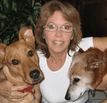 Photo of Susan H. Smith, President and CEO of Pet Travel, Inc.