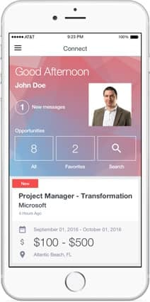 MBO Connect Mobile Screenshot