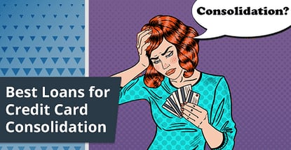 Credit Card Consolidation Loans