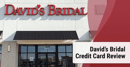 David's Bridal Credit Card Review ([current_year])