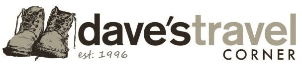 Dave's Travel Corner Logo