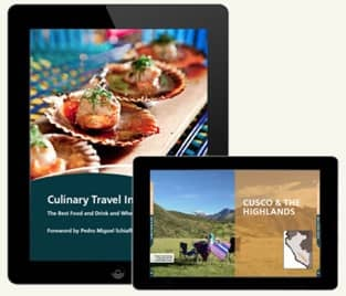 "Photo of Aracari's ""Culinary Travel in Peru"" Free Downloadable E-Book"