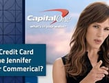 """What Card is in the Jennifer Garner Credit Card Commercial?"""