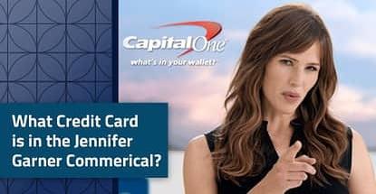 Jennifer Garner Credit Card Commercial