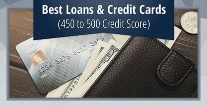 450 500 Credit Score
