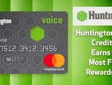 Huntington Bancshares Voice Credit Card™ Recognized with Our Editor's Choice Award for 2018's Most Flexible Rewards Offer