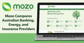 Mozo Helps Australians Save Money By Comparing Multiple Banking, Energy, and Insurance Providers