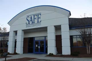 A Photo of a SAFE FCU Branch office