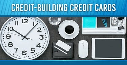 Best Credit Building Credit Cards