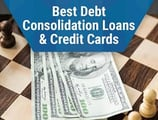 9 Best Debt Consolidation Loans & Credit Cards in [current_year]