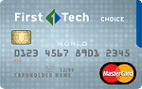 First Tech Choice Rewards World MasterCard
