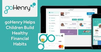 Gohenry Helps Children Build Healthy Financial Habits