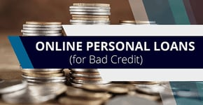 5 Best Online Personal Loans for Bad Credit