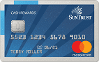 SunTrust Secured Credit Card with Cash Rewards