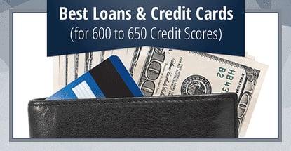 600 650 Credit Score
