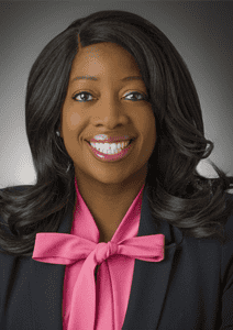 Headshot of Kim Manigault, KeyBank's Chief Diversity and Inclusion Officer