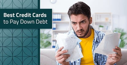 Best Credit Cards For Paying Down Debt