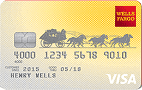 Wells Fargo Cash Back College? Card