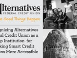 Recognizing Alternatives Federal Credit Union as a Top Institution for Smart Credit Options that Help Low-Income Borrowers
